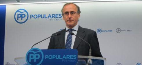 BILBAO, 23 El presidente del PP vasco, Alfonso Alonso, ha denunciado esta tarde, en el acto en memoria del concejal del PP en San Sebastián Gregorio Ordóñez, por el XXIII […]