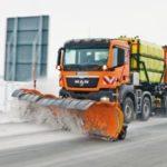 Fomento tiene 488 quitanieves y 104.115 toneladas de sal para afrontar nevadas en Cantabria, Asturias y Castilla y León
