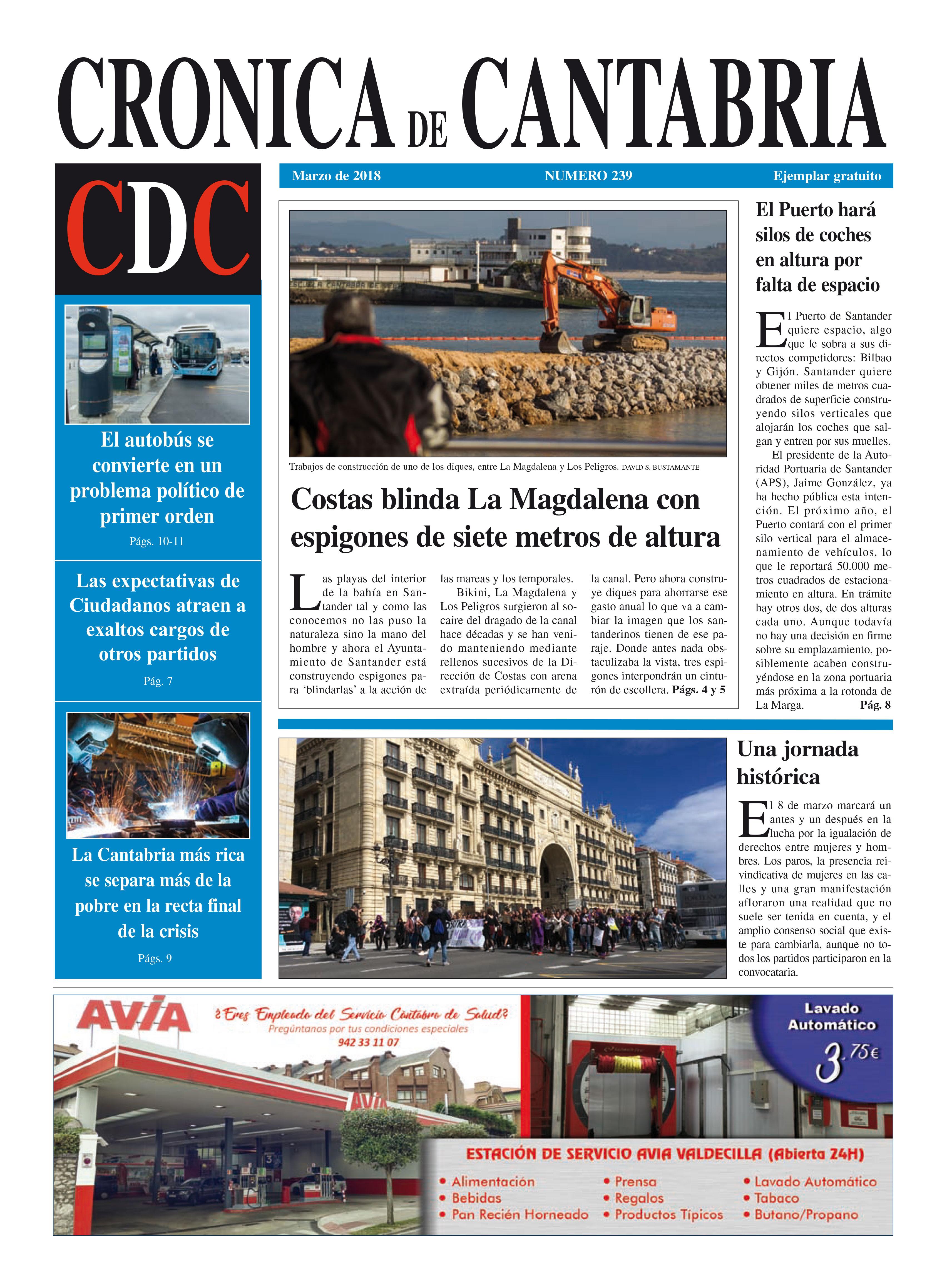 Crónica de cantabria