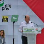 """Ortuzar preguntará a Sánchez si su propuesta es """"seria, aborda el modelo de Estado y si sintoniza con la Agenda Vasca"""""""