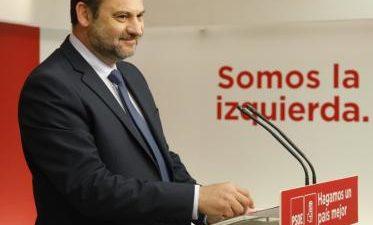 """VALENCIA, 27 El PSOE ha respondido a Ciudadanos que no van a """"negociar nada"""" sobre la moción de censura presentada por Pedro Sánchez contra el Gobierno de Mariano Rajoy porque […]"""