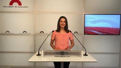 BARCELONA, 19 La portavoz de Cs y líder de la formación en el Parlament, Inés Arrimadas, ha reprochado este miércoles al Govern y a los partidos soberanistas que digan que […]