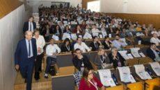 El consejero inaugura el I Congreso Costa Norte, organizado por Afilia Cantabria, que reúne a más de 200 participantes del sector El consejero de Obras Públicas y Vivienda, José María […]