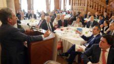 """Destaca el """"notable"""" crecimiento de Cantabria gracias a la industria, que está """"tirando"""" de la economía, y reitera que el """"reto"""" es el tren El presidente cántabro, Miguel Ángel Revilla, […]"""
