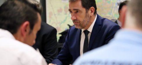PARÍS, 12 El ministro de Interior, Christophe Castaner, ha llegado a última hora del martes a Estrasburgo procedente de París, tras el tiroteo que se ha producido por la tarde […]