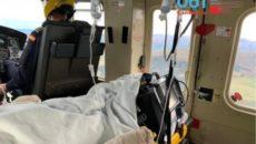 Un hombre ha sido trasladado de urgencia al Hospital de Cruces con el helicóptero del Servicio de Emergencias 112 del Gobierno de Cantabria al presentar varias quemaduras provocadas por el […]