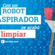 /COMUNICAE/ Los robot aspirador han venido para quedarse, la limpieza de los suelos ya no será un quebradero de cabeza, los nuevos modelos de robot incorporan funcionalidades nuevas como la […]