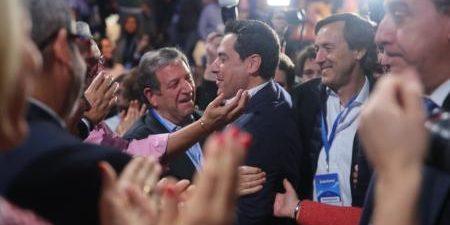 MADRID, 20 El Partido Popular ha recibido al nuevo presidente de la Junta de Andalucía, Juanma Moreno, con una gran ovación a su llegada a la convención nacional del partido […]