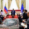 BRUSELAS, 20 La jefa de la Misión de la UE en Venezuela, Isabel Brilhante Pedrosa, se reunió entre el viernes y el sábado con el presidente de Venezuela, Nicolás Maduro, […]