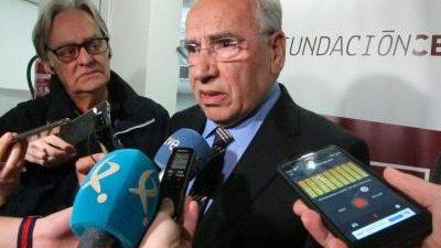 Asegura que tanto el 23F como el Procés tienen la misma gravedad, trataron de arrebatar la soberanía nacional a quien la tiene MADRID, 21 El exvicepresidente del Gobierno socialista, Alfonso […]