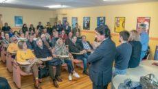 """POLANCO, 23 Los vecinos de Polanco han manifestado de forma """"masiva"""" su rechazo a la ubicación de la nueva depuradora de Vuelta Ostrera en la isla de Solvay, frente a […]"""