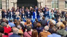 César Díaz y Carmen Ruiz van en segundo y tercer lugar de una lista a la que se suma el exdirector del Palacio de Festivales como número 8 La alcaldesa […]