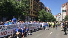 Igual ha insistido en que se van a cubrir las 84 vacantes de policía Efectivos de la Policía Local de Santander y los taxistas se han unido hoy para cortar […]