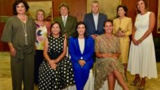 La institución también nombra Socios de Honor 2019 al Centro Botín, a Cantabria Labs, al 112 y al centro hospitalario Padre Menni La expresidenta del Parlamento de Cantabria y exvicepresidenta […]