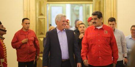 """MADRID, 14 El presidente cubano, Miguel Díaz-Canel, ha denunciado este sábadola activación del Tratado Interamericano de Asistencia Recíproca (TIAR) contra Venezuela, lo que calificó como una """"vergonzosa"""" decisión promovida por […]"""