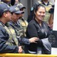 """La opositora peruana Keiko Fujimori ha indicado este lunes que vuelve a la cárcel con la """"tranquilidad"""" de que podrá salir de ella, en alusión a las últimas decisiones judiciales […]"""