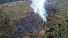 A mediodía de este domingo solo permanecía activo en Cantabria el incendio forestal provocado en Lanchares, en Campoo de Yuso, ya que los otros seis registrados desde el sábado por […]