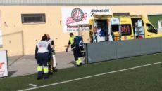 Un hombre de 48 años ha tenido que ser trasladado en ambulancia del 061 al Hospital Comarcal de Laredo al sufrir un traumatismo costal severo durante un partido de fútbol […]