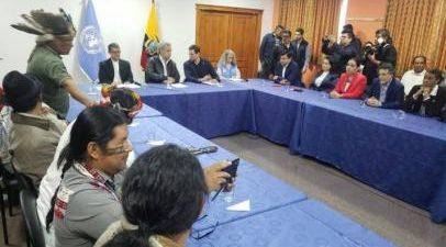 El Gobierno de Ecuador y el movimiento indígena han llegado este domingo a un acuerdo que pone fin a once días ininterrumpimos de protestas que habían sumido al país latinoamericano […]
