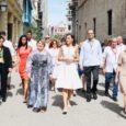 LA HABANA, 12 Los Reyes Felipe y Letizia han dado este martes un breve paseo por La Habana Vieja, saludando a turistas y curiosos mientras veían algunos edificios del centro […]