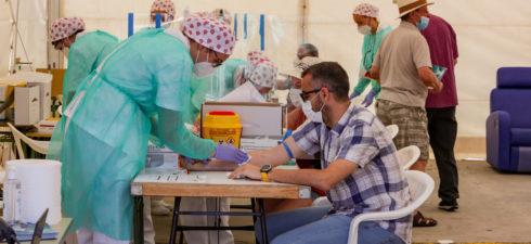 Más de 22.644 vecinos de Torrejón de Ardoz han participado este domingo en la tercera jornada del test serológico masivo de coronavirus que el Ayuntamiento está desplegando en la ciudad […]