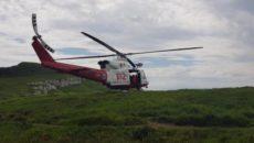 El helicóptero del Gobierno regional ha tenido una segunda intervención este domingo, esta vez en el monte, donde ha rescatado a dos personas desorientadas en Los Collados del Asón. Se […]
