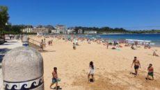 Peligros, la segunda de El Sardinero, Bikinis, la Concha y Molinucos registran ocupaciones de entre el 54 y el 69% de ocupación Dos playas de Santander –la Virgen del Mar […]