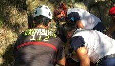El afectado, con posible fractura de tobillo, ha sido porteado en camilla de rescate terreno con importante desnivel y firme irregular SANTANDER, 7 Bomberos del Servicio de Emergencias 112 del […]