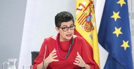 MADRID, 14 La ministra de Asuntos Exteriores, Unión Europea y Cooperación, Arancha González Laya, ha pedido este viernes evitar «acciones unilaterales» que pongan «en peligro» la «posibilidad de una negociación» […]