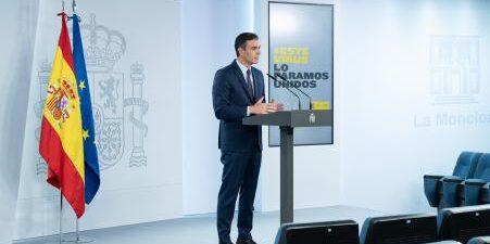((Esta noticia precisa una anterior sobre el mismo tema)) Sánchez asegura que están «listos» para tomar las medidas que haga falta e Illa confirma que buscan «apoyos claros» para garantizar […]
