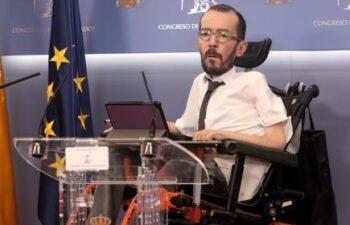MADRID, 24 El portavoz de Unidas Podemos en el Congreso de los Diputados, Pablo Echenique, ha afeado a Ciudadanos su intento de tumbar los Presupuestos Generales del Estado (PGE) para […]
